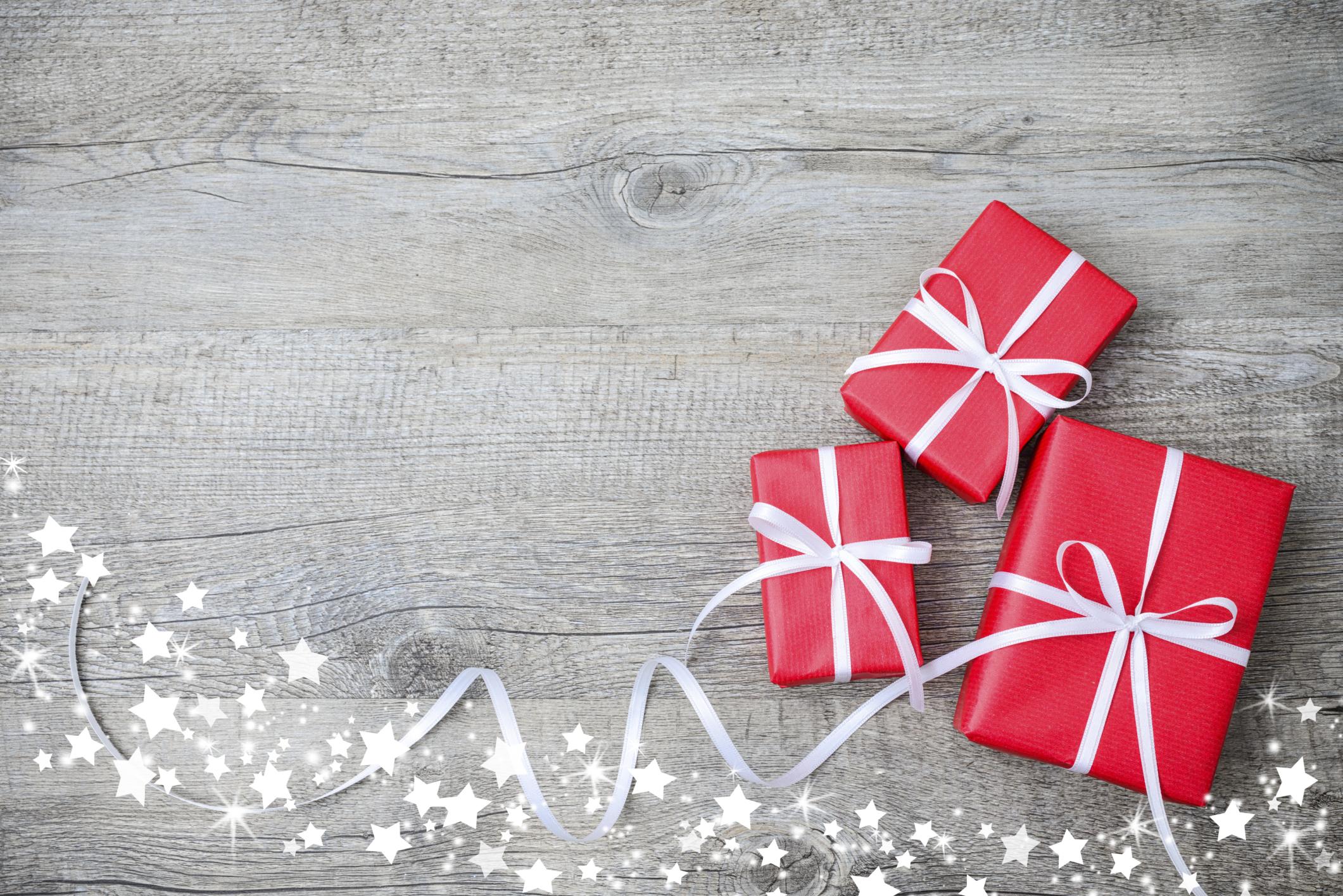 Top 5 prezentów na Święta