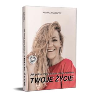 Justyna Krawczyk książka